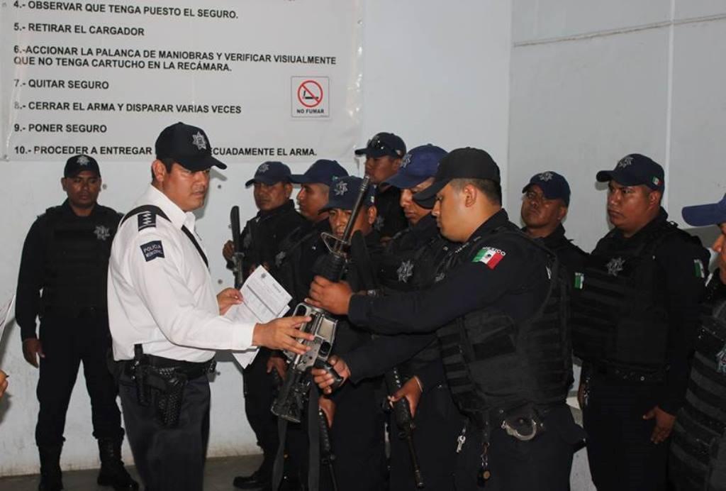 Policía Municipal: 195 años de seguridad